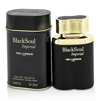 Ted Lapidus Black Soul Imperial Eau De Toilette Spray  50ml/1.66oz