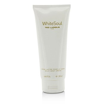Ted Lapdius White Soul Milky Body Cream  200ml/6.66oz