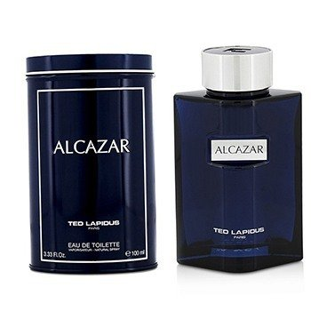 Ted Lapidus Alcazar Eau De Toilette Spray  100ml/3.33oz