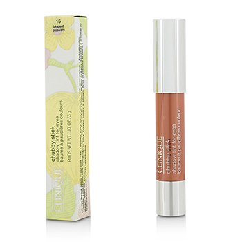 Clinique Chubby Stick Shadow Tint for Eyes - # 15 Biggest Blossom  3g/0.1oz