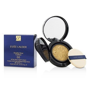 Estee Lauder Double Wear Cushion BB All Day Wear Liquid Compact SPF 50 - # 1W1 Bone  12g/0.42oz