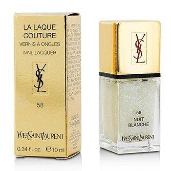 Yves Saint Laurent La Laque Couture Nail Lacquer - # 58 Nuit Blanche  10ml/0.34oz