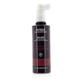 Aveda Invati Scalp Revitalizer Spray - For Thinning Hair (Salon Product - Unboxed)  150ml/5oz