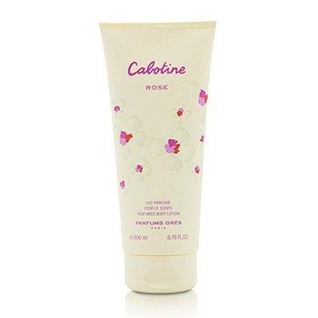 Gres Cabotine Rose Perfumed Body Lotion (Unboxed)  200ml/6.76oz