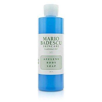 Mario Badescu Azulene Body Soap - Sabun Badan Untuk Segala Kulit  236ml/8oz