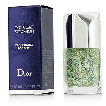 Christian Dior Top Coat Eclosion Blossoming Top Coat (001)  10ml/0.33oz