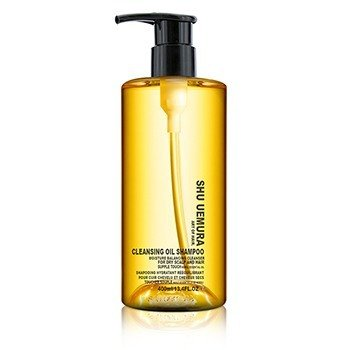 Shu Uemura Cleansing Oil Shampoo Moisture Balancing Cleanser (For Dry Scalp and Hair)  400ml/13.4oz