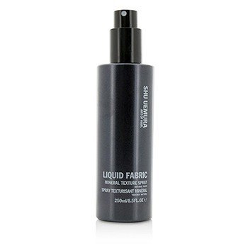 Shu Uemura Liquid Fabric Spray Textura Mineral  250ml/8.5oz