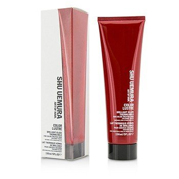 שו אמורה Color Lustre Brilliant Glaze Thermo-Milk (For Color-Treated Hair)  150ml/5oz