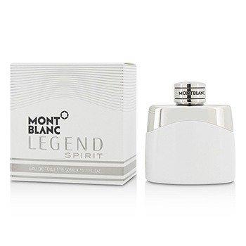 Mont Blanc Legend Spirit Eau De Toilette Spray  50ml/1.7oz