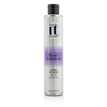 AlfaParf That's It Blonde Ambition Shampoo (For Cool Blondes)  250ml/8.45oz