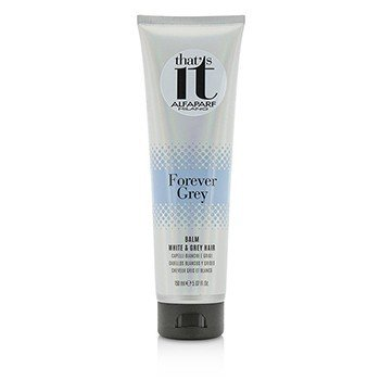 AlfaParf Balsam do włosów siwych i białych That's It Forever Grey Balm (For White & Grey Hair)  150ml/5.07oz