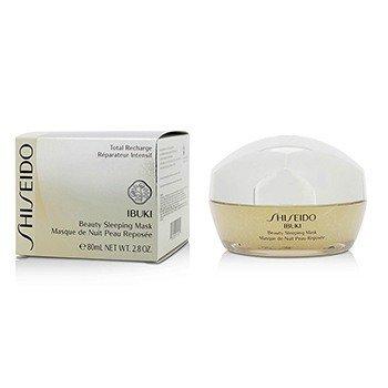 Shiseido IBUKI Mascarilla de Belleza Para Dormir  80ml/2.8oz