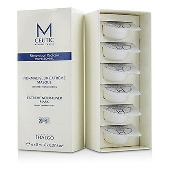 Thalgo MCEUTIC Extreme Normaliser Mask - Salon Product  6x8ml/0.27oz
