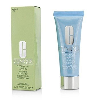 Clinique Turnaround Daytime Revitalizing Moisturizer - Golden Glow  50ml/1.7oz