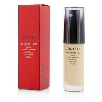 ชิเซโด้ Synchro Skin Lasting Liquid Foundation SPF 20 - Rose 1  30ml/1oz