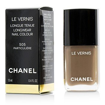 Chanel Le Vernis Longwear Nail Colour - No. 505 Particuliere  13ml/0.4oz