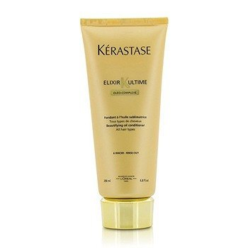 Kerastase Elixir Ultime Oleo-Complexe Beautifying Oil Conditioner (For All Hair Types)  200ml/6.8oz