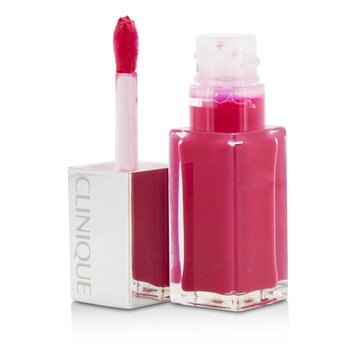 Clinique Pop Lacquer Color de Labios + Primer  - # 04 Sweetie Pop  6ml/0.2oz