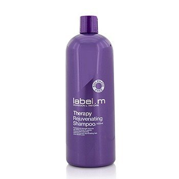 Label.M Szampon do włosów Label.m Therapy Rejuvenating Shampoo (Gently Cleanse While Restoring, Replenishing and Rejuvenating  1000ml/33.8oz