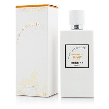 Hermes Eau Des Merveilles Moisturizing Body Lotion (New Packaging)  200ml/6.5oz