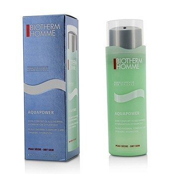 Biotherm Homme Aquapower - Dry Skin (New Packaging)  75ml/2.53oz