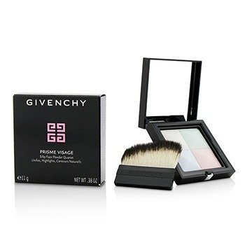 Givenchy Prisme Visage Silky Face Powder Quartet - # 1 Mousseline Pastel  11g/0.38oz