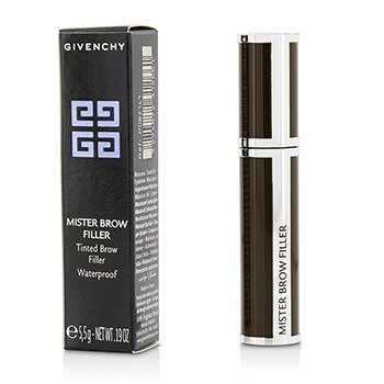 Givenchy Tusz do brwi Mister Brow Filler Tinted Waterproof Brow Filler - # 01 Brunette  5.5g/0.19oz