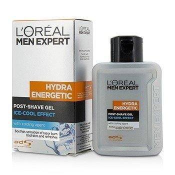 L'Oreal Men Expert Hydra Energetic Post Shave Gel  100ml/3.3oz