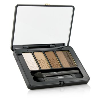 Guerlain 5 Couleurs Eyeshadow Palette - # 02 Tonka Imperiale  6g/0.21oz