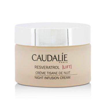 コーダリー Resveratrol Lift Night Infusion Cream  50ml/1.7oz
