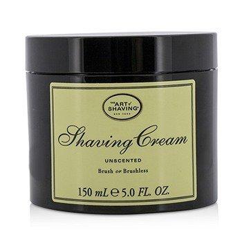 The Art Of Shaving Shaving Cream - Unscented (Unboxed)  150ml/5oz