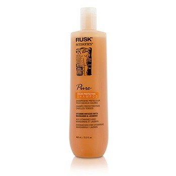 ラスク Sensories Pure Mandarin & Jasmine Color-Protecting Shampoo  400ml/13.5oz