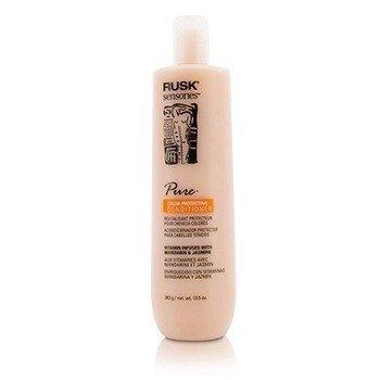 Rusk Sensories Pure Acondicionador Protector de Color de Mandarina & Jazmín  383g/13.5oz