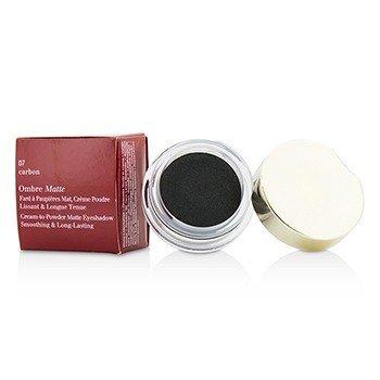 Clarins Matowy cień do powiek Ombre Matte Eyeshadow - #07 Carbon  7g/0.2oz