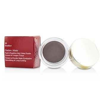 Clarins Matowy cień do powiek Ombre Matte Eyeshadow - #08 Heather  7g/0.2oz