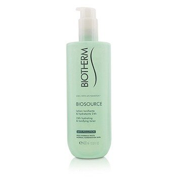 Biotherm Biosource 24H Hydrating & Tonifying Toner - for normal/kombinert hud  400ml/13.52oz