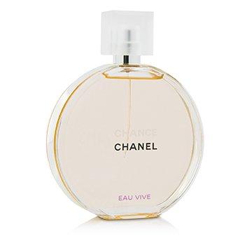 Chanel Chance Eau Vive Eau De Toilette Spray  150ml/5oz