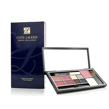 Estee Lauder Travel Exclusive Expert Color Palette (4x Pure Color Lipstick, 4x Pure Color EyeShadow, 1x Pure Color Blush, 1x Pressed Powder, 1x Mini Mascara)