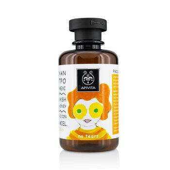 Apivita Kids Hair & Body Wash With Tangerine & Honey  250ml/8.5oz