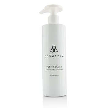 CosMedix Purity Clean Exfoliating Cleanser - Salon Size  360ml/12oz