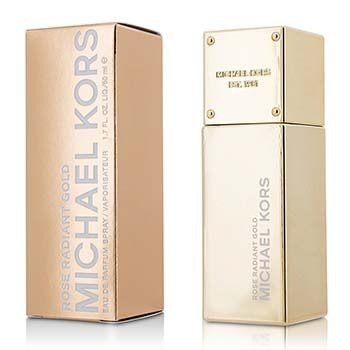 Michael Kors Rose Radiant Gold Eau De Parfum Spray  50ml/1.7oz