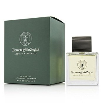 Ermenegildo Zegna Acqua Di Bergamotto Eau De Toilette Spray  100ml/3.4oz