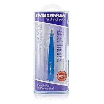Tweezerman Professional Slant Tweezer - Bahama Blue