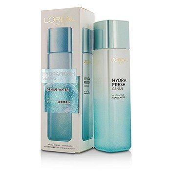 L'Oreal Hydrafresh Genius Agua Multi Activa  175ml/5.8oz