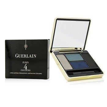 Guerlain Cień do powiek Ecrin 4 Couleurs Long Lasting Eyeshadow - #10 Les Ombres De Nuit  7.2g/0.25oz