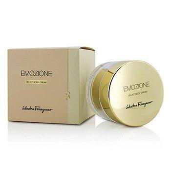 Salvatore Ferragamo Emozione Velvet Body Cream  150ml/5.4oz
