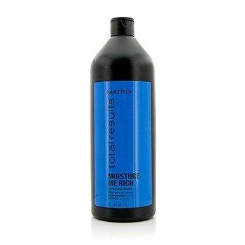 Matrix Total Results Moisture Me Rich Glycerin Shampoo (For Hydration)  1000ml/33.8oz