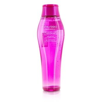 Shiseido The Hair Care Luminoforce Shampoo (Colored Hair)  250ml/8.5oz