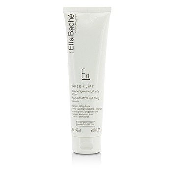 エラバシェ Green Lift Spirulina Wrinkle-Lifting Cream - Salon Size  150ml/5.07oz